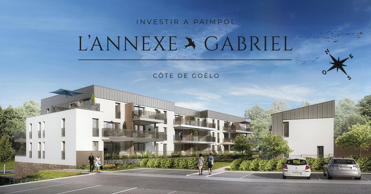L'Annexe Gabriel, programme immobilier neuf à Paimpol