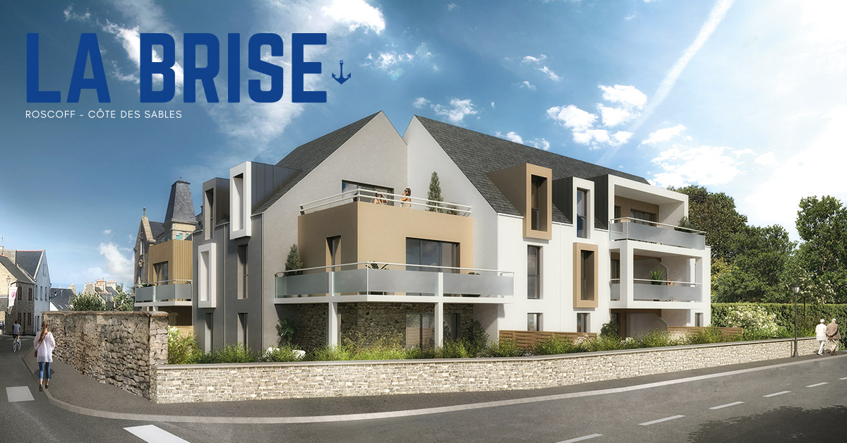 Programme immobilier neuf à Roscoff Finistère