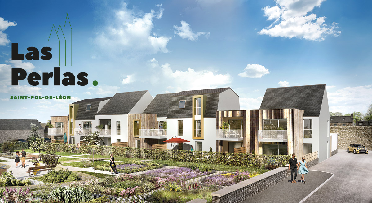Programme immobilier sur Saint-Pol-de-Léon Finistère